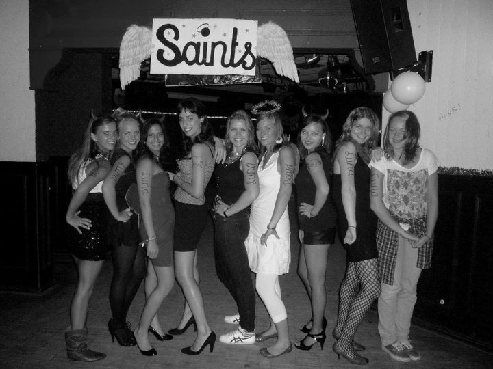 Luna Saints and Sinners Party